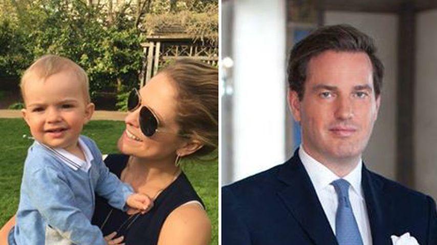Prinz Nicolas von Schweden wird Papa Chris immer ähnlicher!