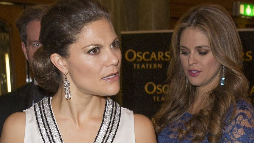 Inkognito: Schwedens Prinzessinnen in NY vereint?