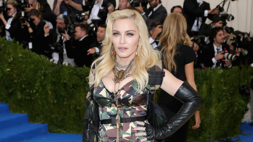 Madonna im Mai 2017 in New York City