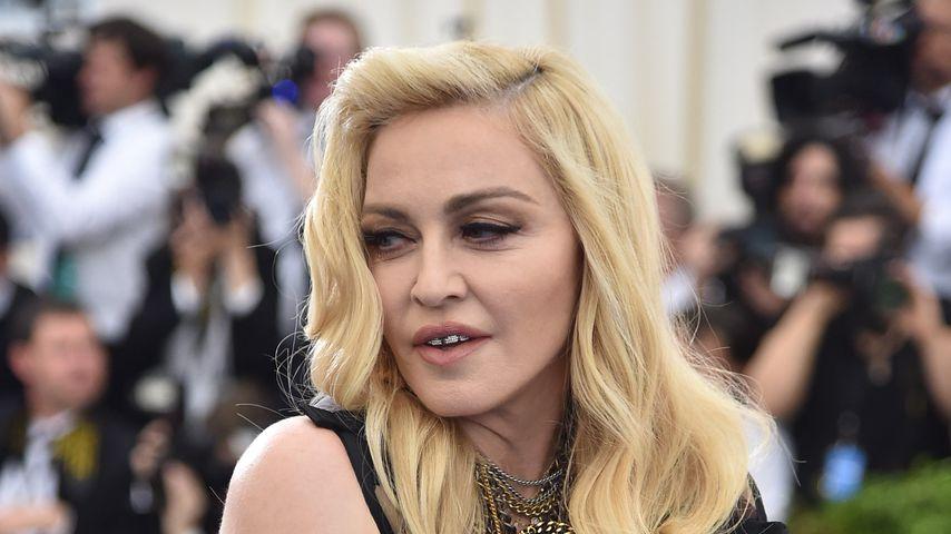 Madonna bei der MET-Gala im Mai 2017