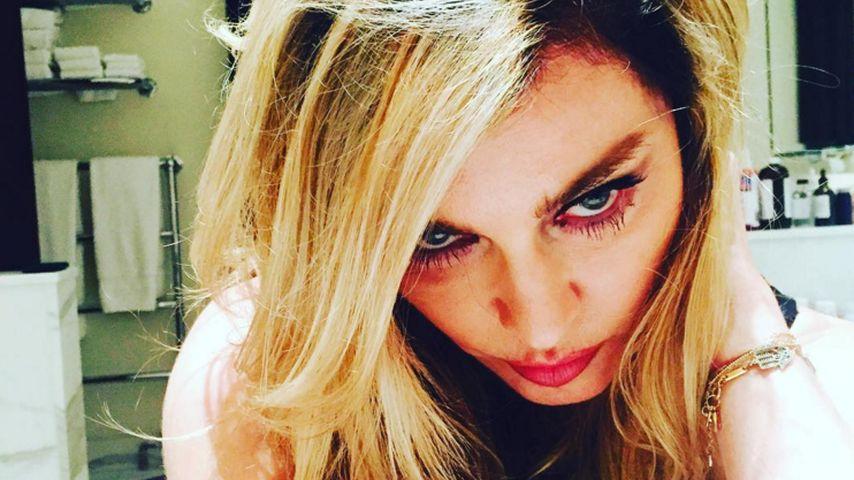 Hat sie ein Alkohol-Problem? Jetzt spricht Madonna Klartext!