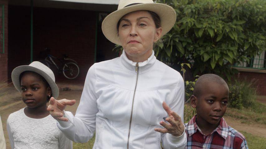Im Sorgerechtsstreit um Rocco: Teilsieg für Madonna