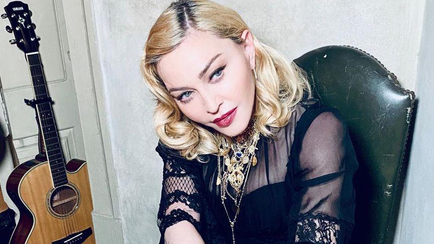 Sorge um Madonna: Sie sagt schon wieder einen Gig ab!