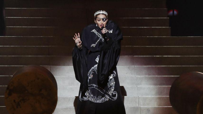 "Madonna beim ""Eurovision Song Contest 2019"" in Tel Aviv"