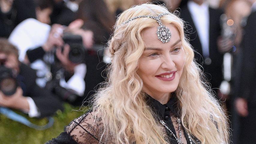 "Madonna bei der ""Manus x Machina: Fashion In An Age Of Technology""-Gala im Mai 2016"
