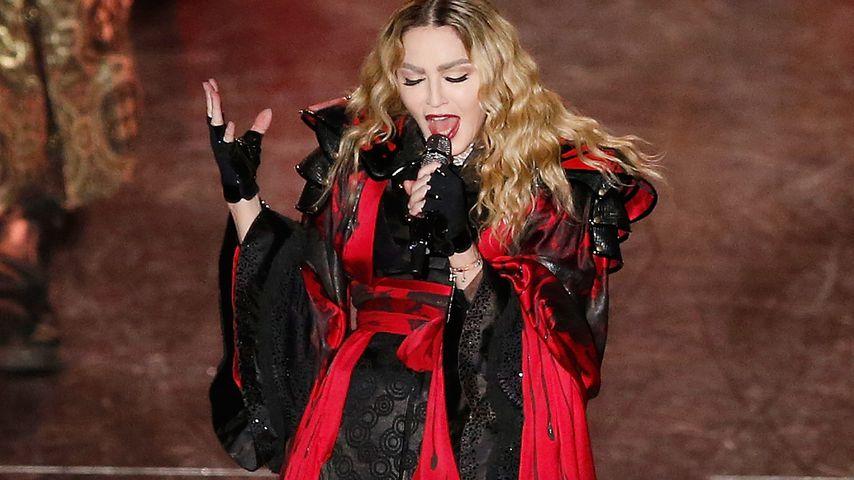 """Madonna bei ihrer """"Rebel Heart""""-Tour, 2016"""