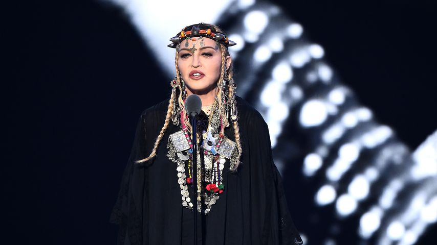 Madonna bei den MTV Video Music Awards 2018