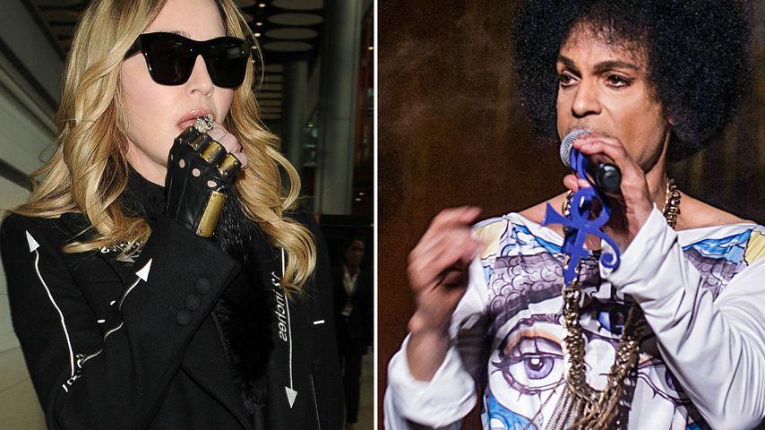 Petition gegen Madonna: Prince-Tribut soll verhindert werden
