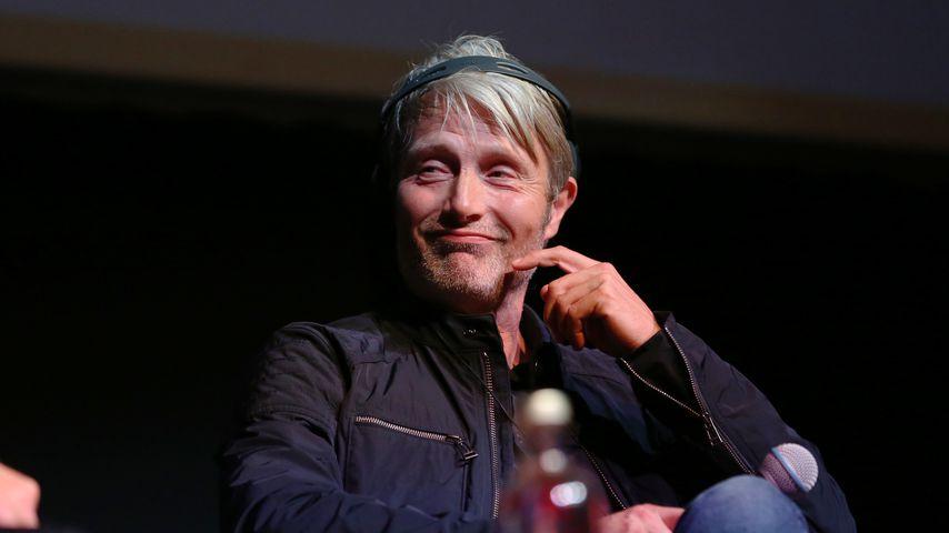 Mads Mikkelsen in Rom, Oktober 2020