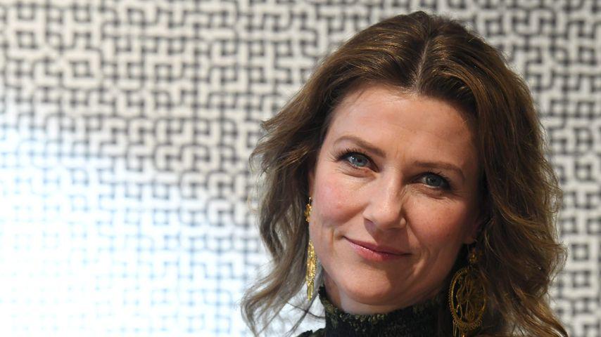 Märtha Louise von Norwegen im März 2019