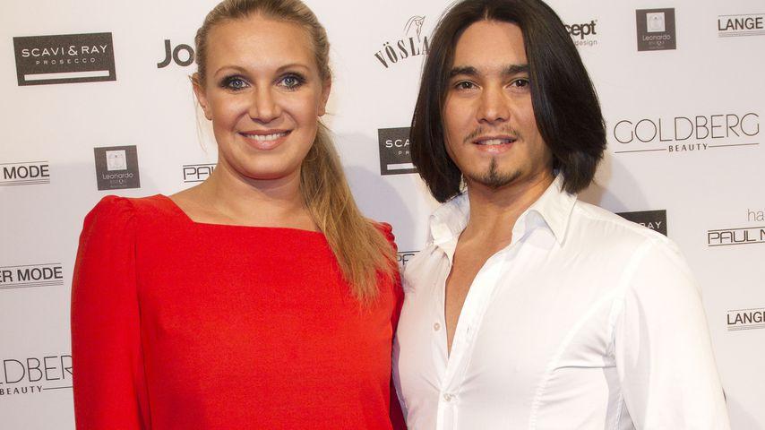 Magdalena Brzeska und Erich Klann 2012