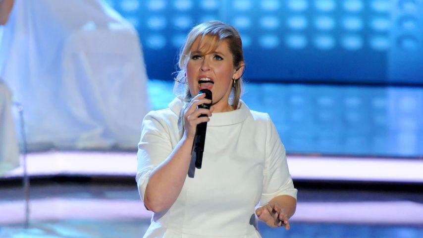 """Maite Kelly bei  """"Willkommen bei Carmen Nebel"""" in Essen"""