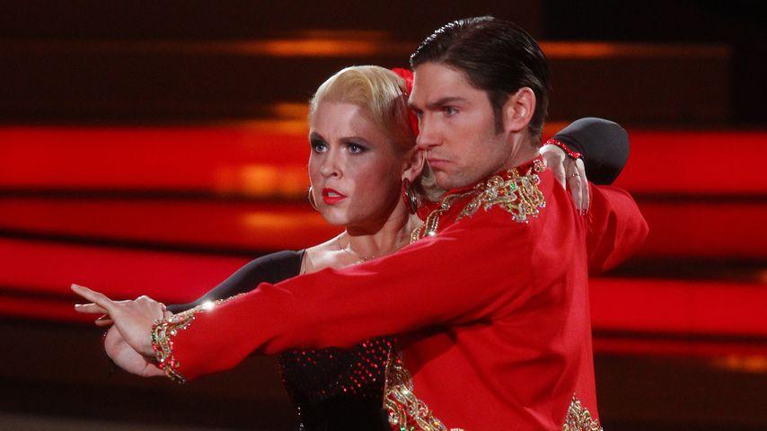 "Christian Polanc und Maite Kelly bei ""Let's Dance"""