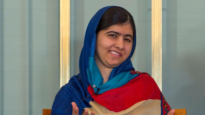 650.000 Fans in 4 Tagen: Aktivistin Malala erobert Twitter