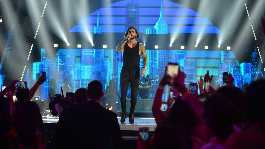 Sänger Maluma bei einem Auftritt in Florida