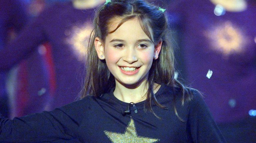 Grace Capristo: So putzig war sie 2001 als Mini-Mandy