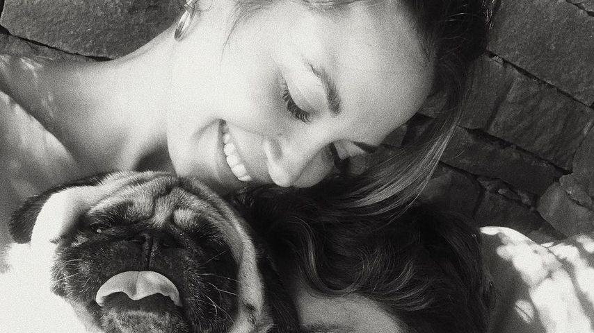 Süßer Post: Mandy Capristo kuschelt mit ihrem neuen Freund!