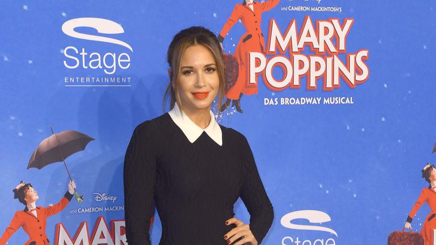 """Mandy Capristo bei der """"Mary Poppins""""-Premiere, 2018"""