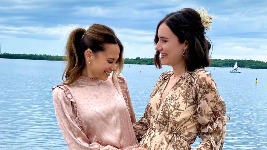 """""""Das schönste Geschenk"""": Mandy Capristo wird bald Tante!"""