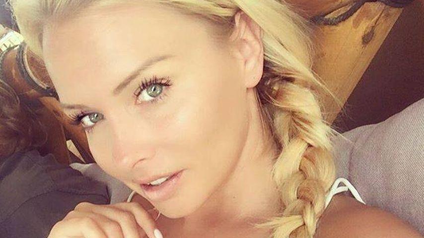 Mandy Lange, TV-Blondine