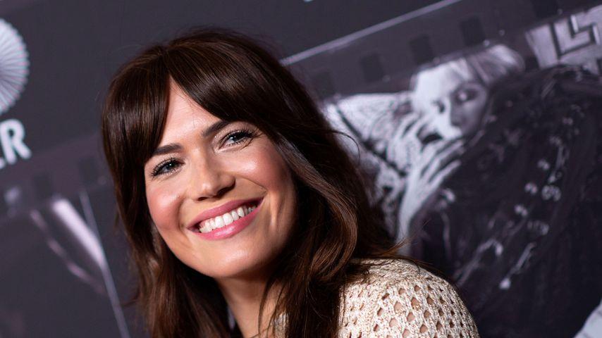 Schauspielerin Mandy Moore im November 2018