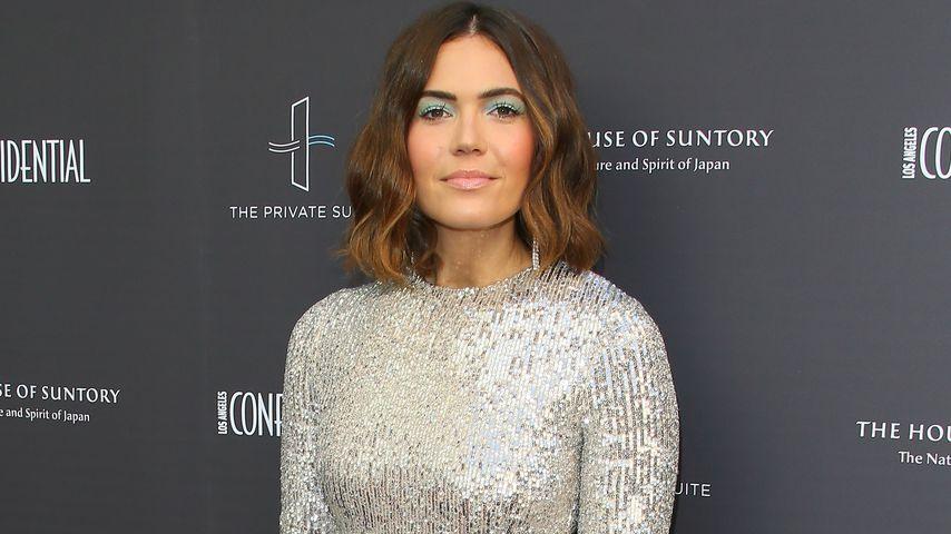 Mandy Moore im Juni 2019