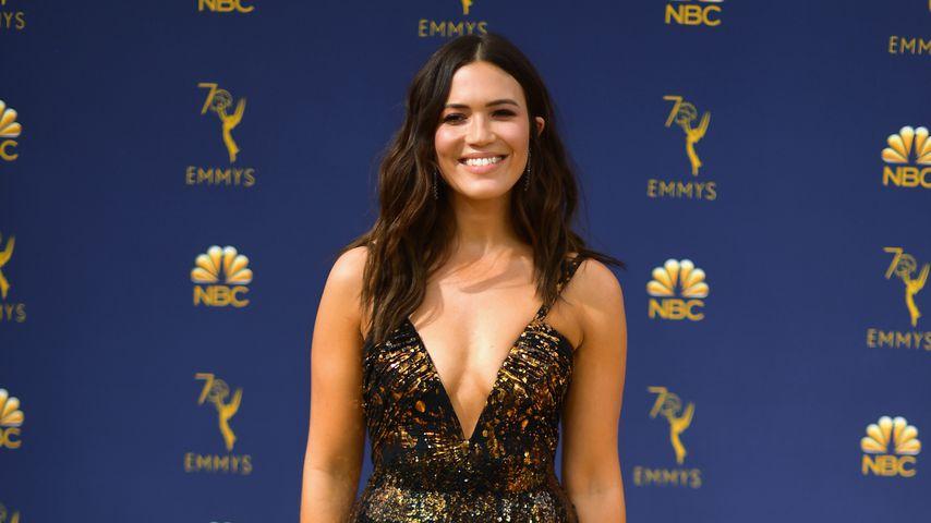 Mandy Moore bei den Emmy Awards im September 2018