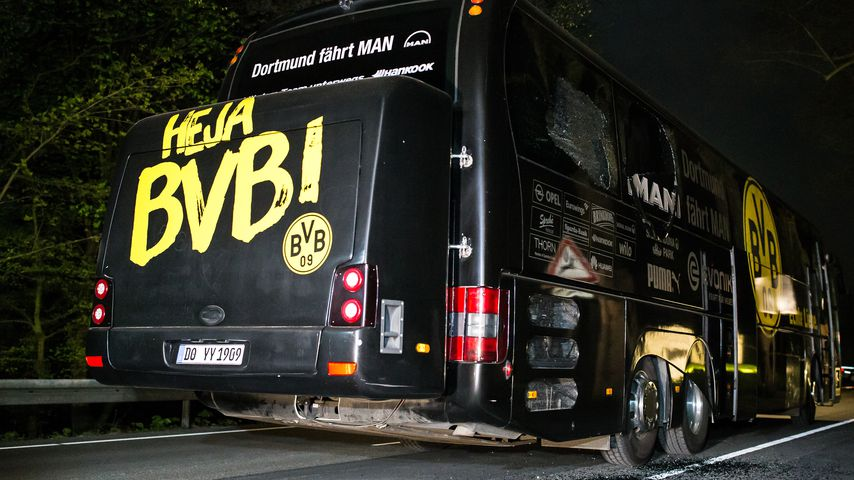 Nach BVB-Bus-Anschlag: Ermittler nehmen Tatverdächtigen fest