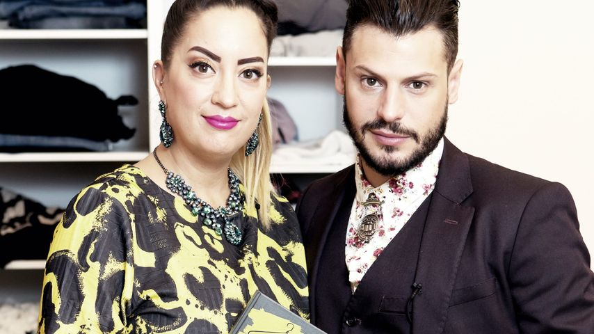 Manuel Cortez & Miyabi misten Kleiderschränke aus