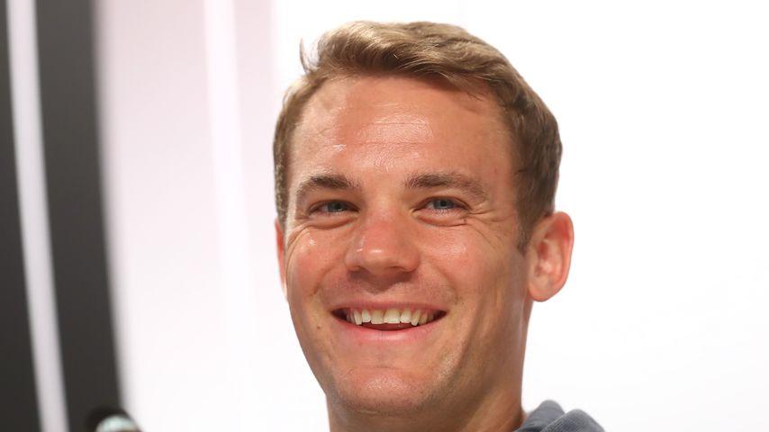 Ein Baby für Manuel Neuer? So cool reagiert der DFB-Star!