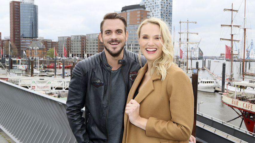 Marc Barthel und Anna Hofbauer im April 2019