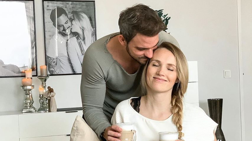 Marc Barthel und Anna Hofbauer im Januar 2020