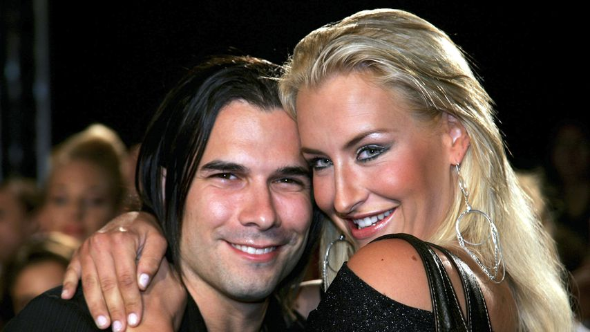 Marc Terenzi und Sarah Connor im Oktober 2006 in Hamburg