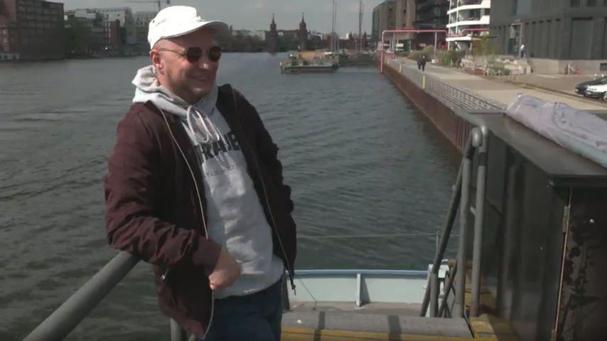Bei Dreh auf BTN-Hausboot: Wird Marcel Maurice mal seekrank?