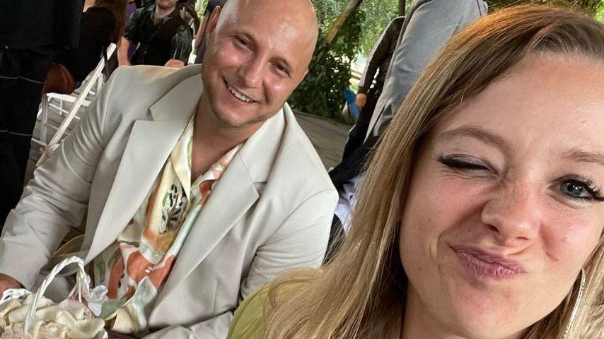 Reunion: Anne Wünsche teilt Selfie mit BTN-Kollege Marcel