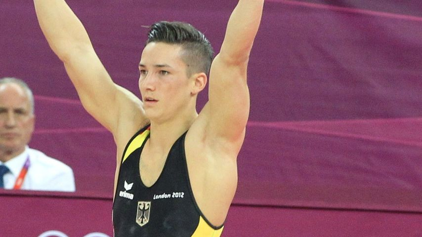 Olympia 2012: Tattoo-Marcel Nguyen holt Silber!