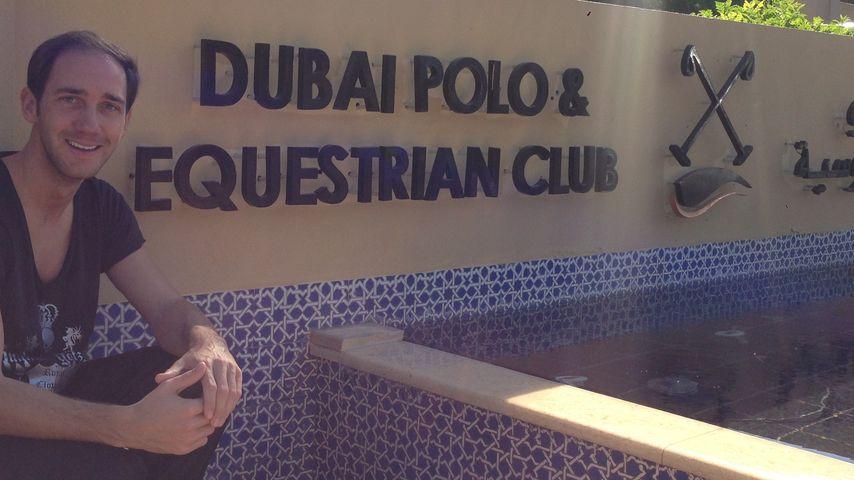 TV-Makler Marcel Remus: Sturz vom Pferd in Dubai
