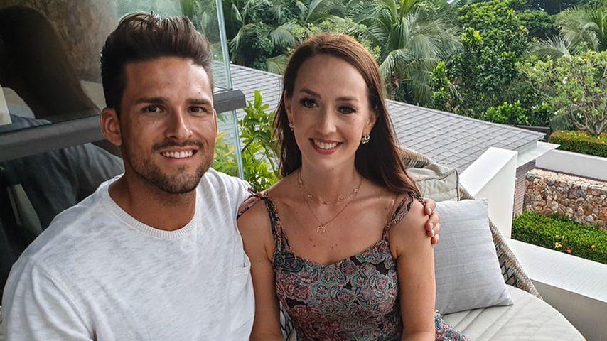 """Bachelor in Paradise""-Kandidaten Marco Cerullo und Christina Graß"