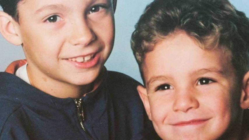 Marco und Pietro Lombardi als Kinder