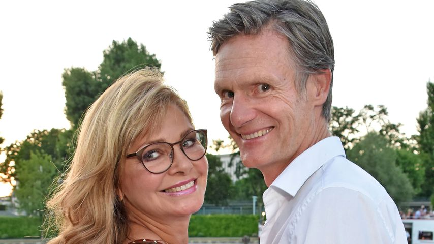 Ein Jahr nach Liebes-Outing: Maren Gilzer schwärmt von Harry