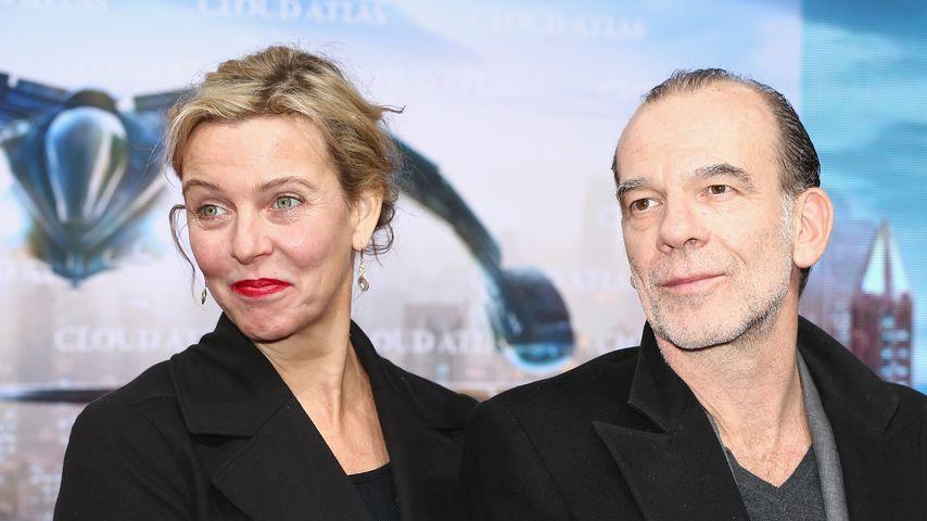 """Margarita Broich und Martin Wuttke bei der Premiere von """"Cloud Atlas"""""""