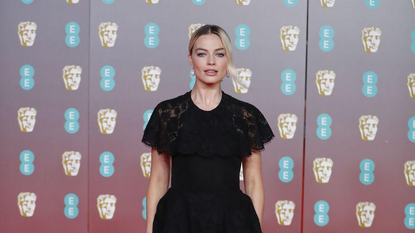 Margot Robbie bei den BAFTA Awards 2020