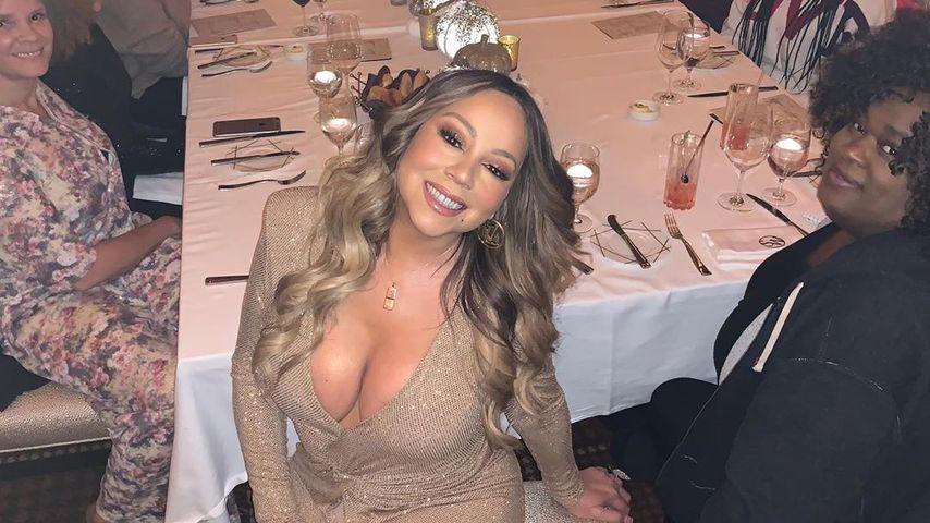 Mariah Carey an Thanksgiving 2019