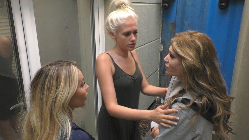 """Maria Hering, Sarah Knappik und Sarah Kern bei """"Promi Big Brother"""""""
