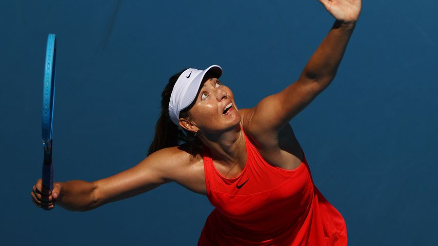 Maria Sharapova bei den Australian Open 2020