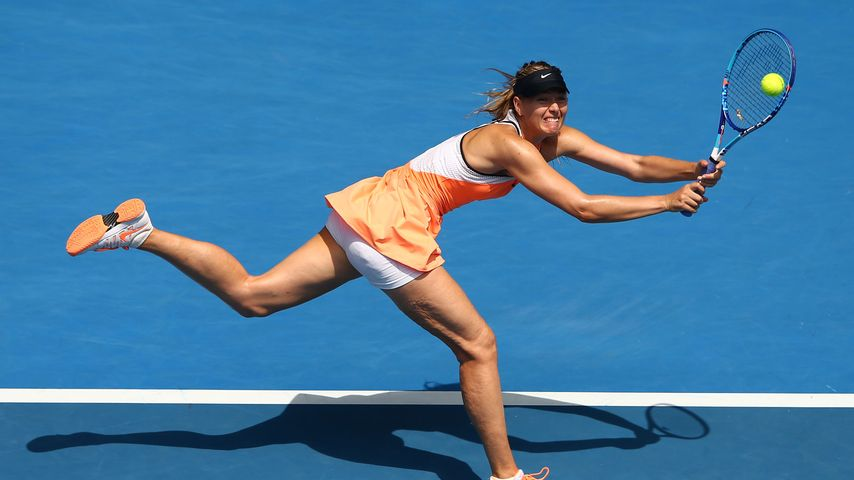 Tennis-Star Maria Sharapova