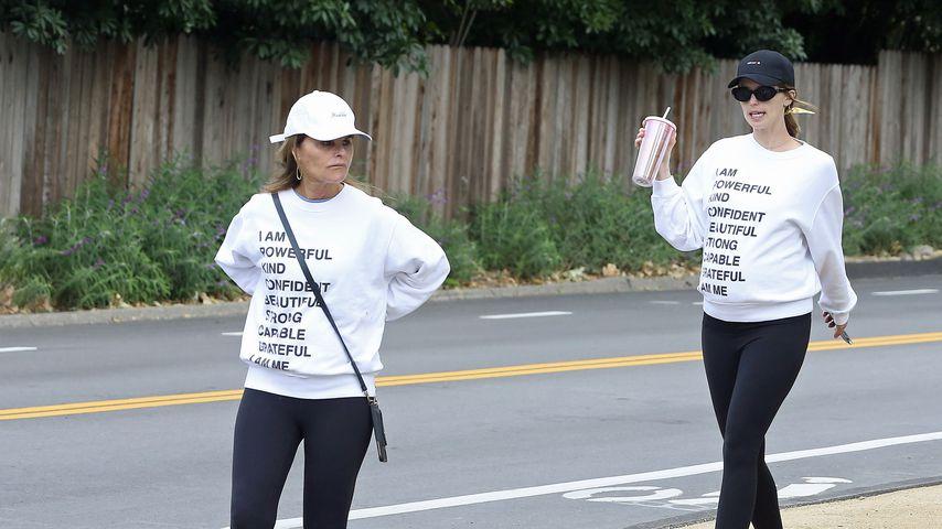 Maria Shriver und Katherine Schwarzenegger