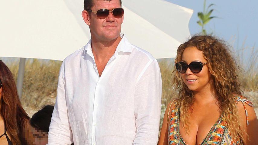 Sexy Badenixe: Mariah Carey turtelt mit ihrem Neuen