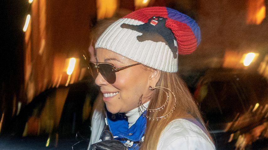 Musikerin Mariah Carey in Aspen