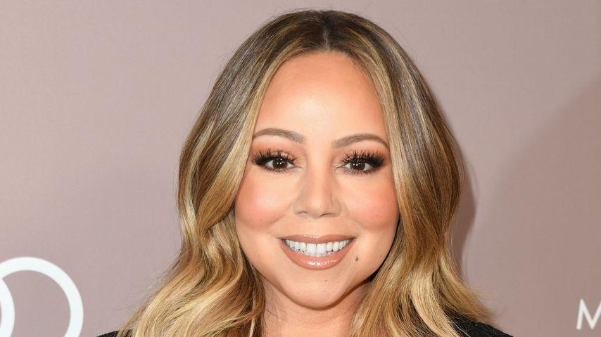 Mariah Carey in Beverly Hills